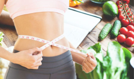 how to lose back fat with diet