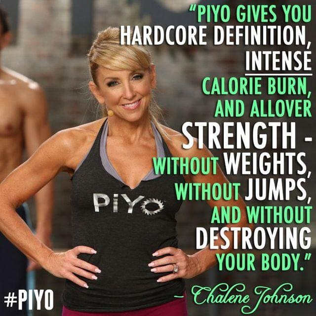 Benefits of Piyo Workout
