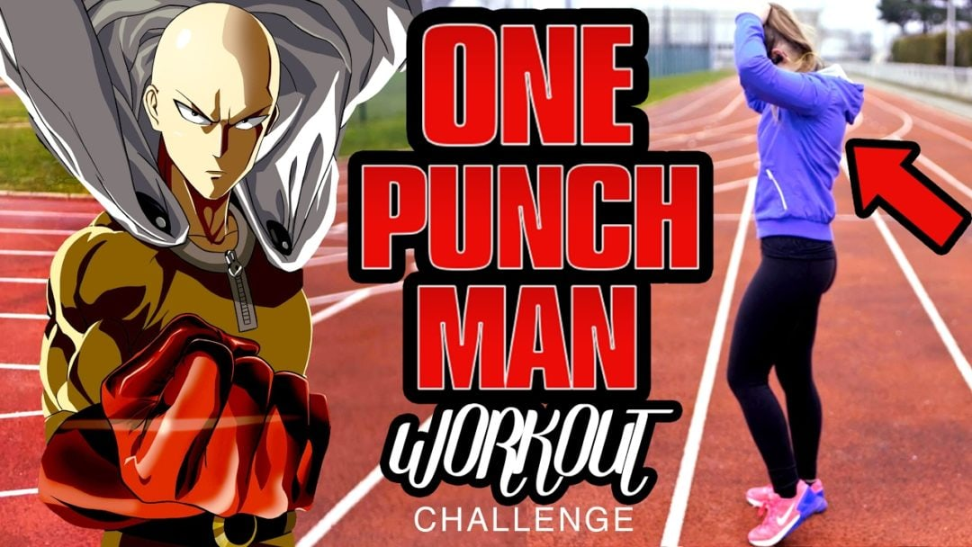 """One Punch Man Workout Routine Pros and Cons - """"Saitama ..."""
