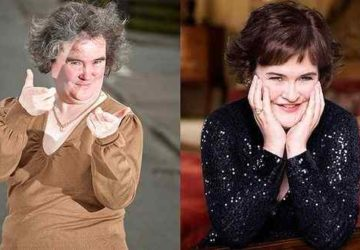 SUSAN BOYLE WEIGHT LOSS before and after 2019
