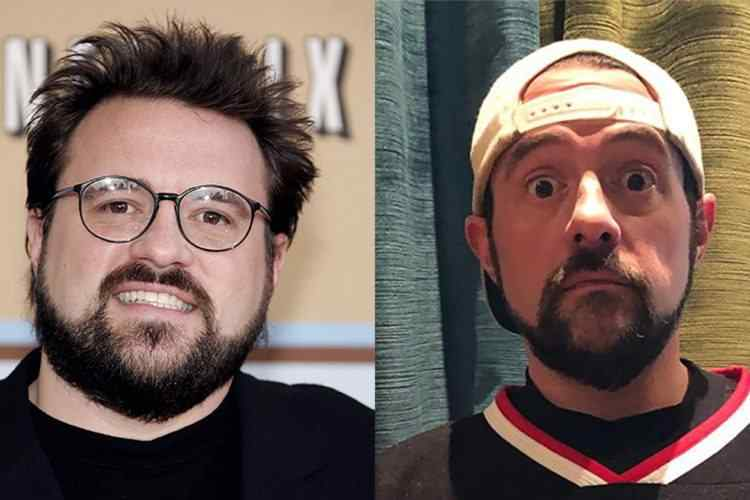 Kevin Smith Weight loss Six Months After Heart Attack