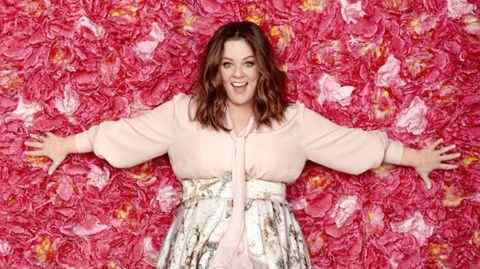 How Melissa McCarthy did reveal the secret of her weight loss