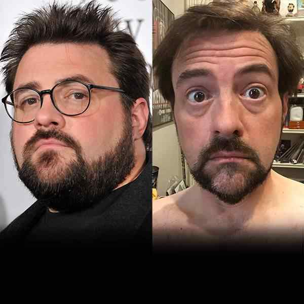 Kevin Smith Weight loss Before and After