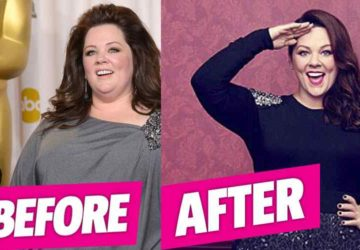 MELISSA MCCARTHY WEIGHT LOSS before and after pic