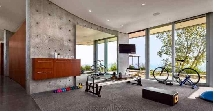 Successful Gym Design at home