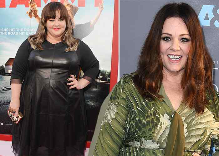 The secrets of Melissa McCarthy's weight loss