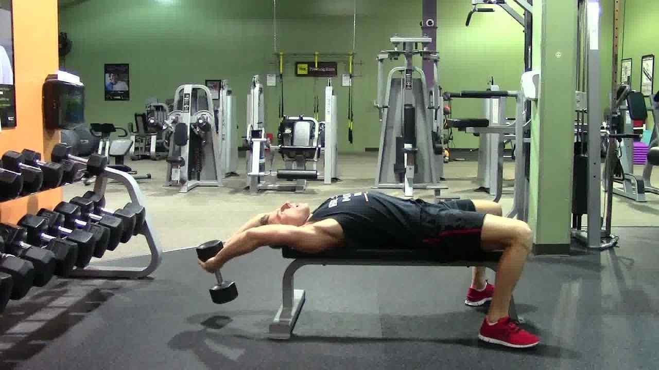The LATE PULLOVER Exercise