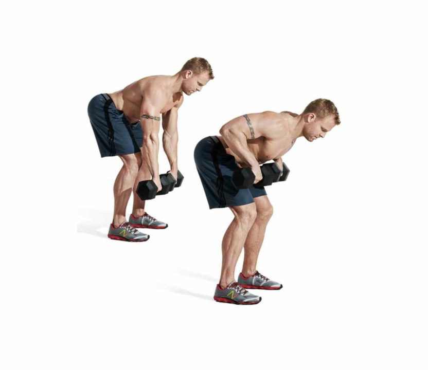 The WIDE ROW Exercise