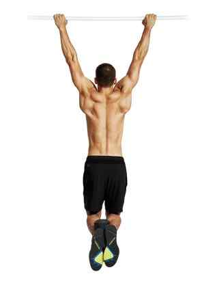 The Weighted Pull-up Exercise