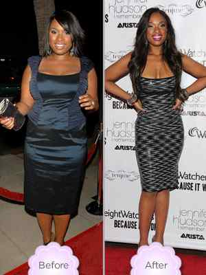 Some Tips of Jennifer Hudson Weight loss