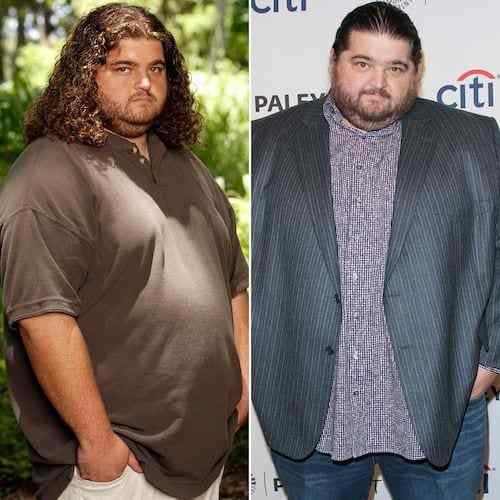 jorge garcia weight loss journey