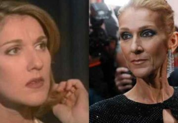 Celine Dion After and Before of Weight Loss