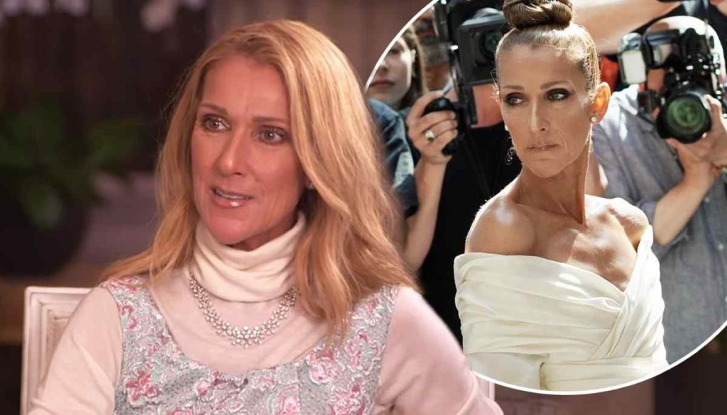 How did Celine Dion Weight Loss