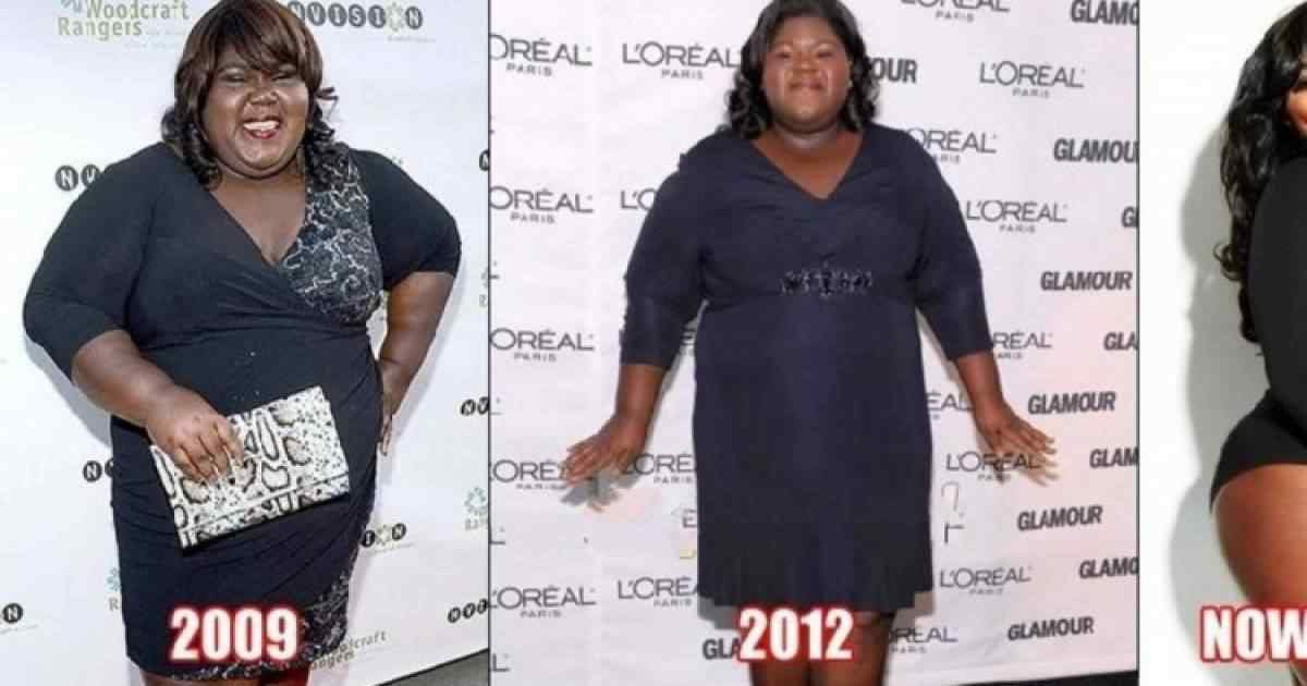Gabourey Sidibe Decide To Lose Weight