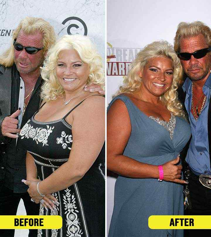 Beth Chapman weight loss before and after