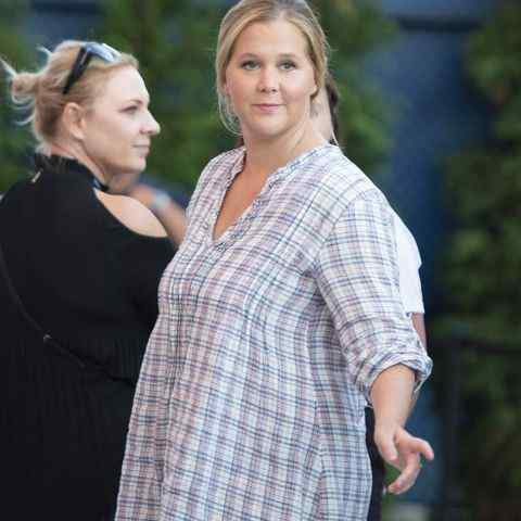 Amy Schumer Decided to Reduce her Weight