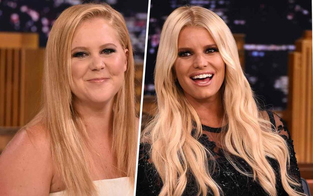 Comedy Queen Amy Schumer weight loss