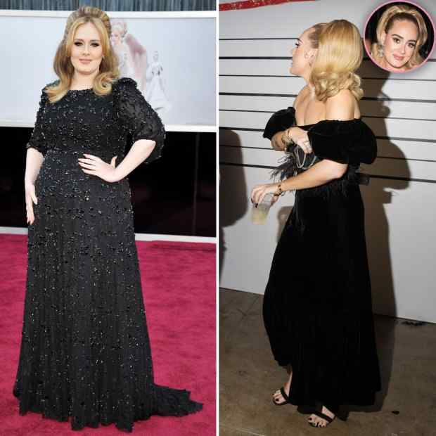 Adele's Before Weight Loss