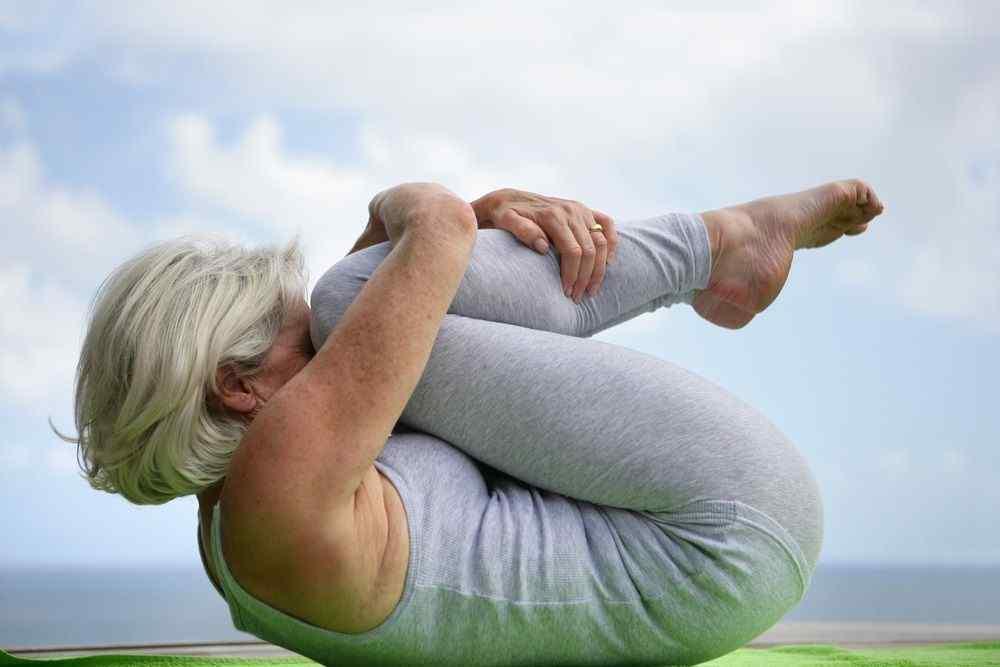 Yoga or Chair Yoga for seniors