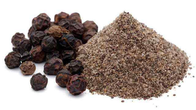 Boost Your Immune System with black pepper
