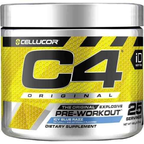 C4 Pre-Workout Supplement