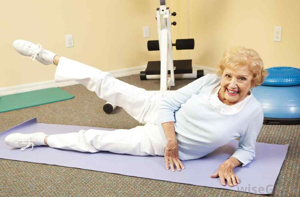 Home Workouts for Seniors 2020