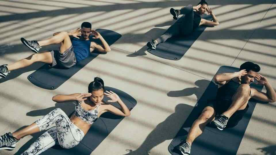 Join Group Workout Sessions