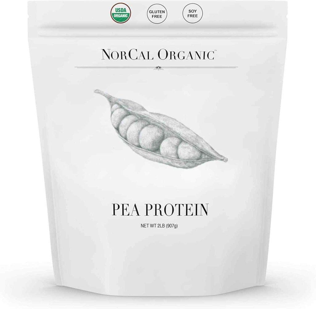 Source Organic - Premium Pea Protein Isolate - 100% Vegan and Organic - UNFLAVORED