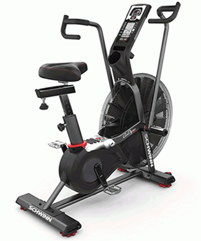 Exercise Bikes with Moving Arms