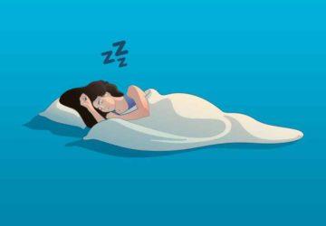 Amount of Sleep Time