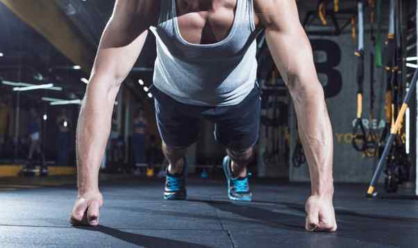 Push-Ups for Bodyweight Exercise