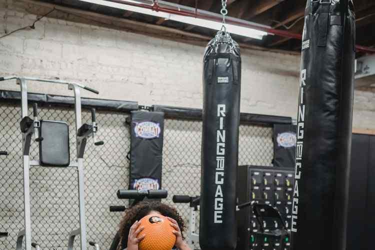 Alexis Ren Ab Workout Routine