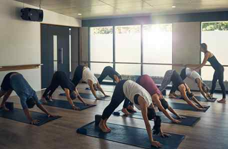 Yoga Poses Used As Treatment