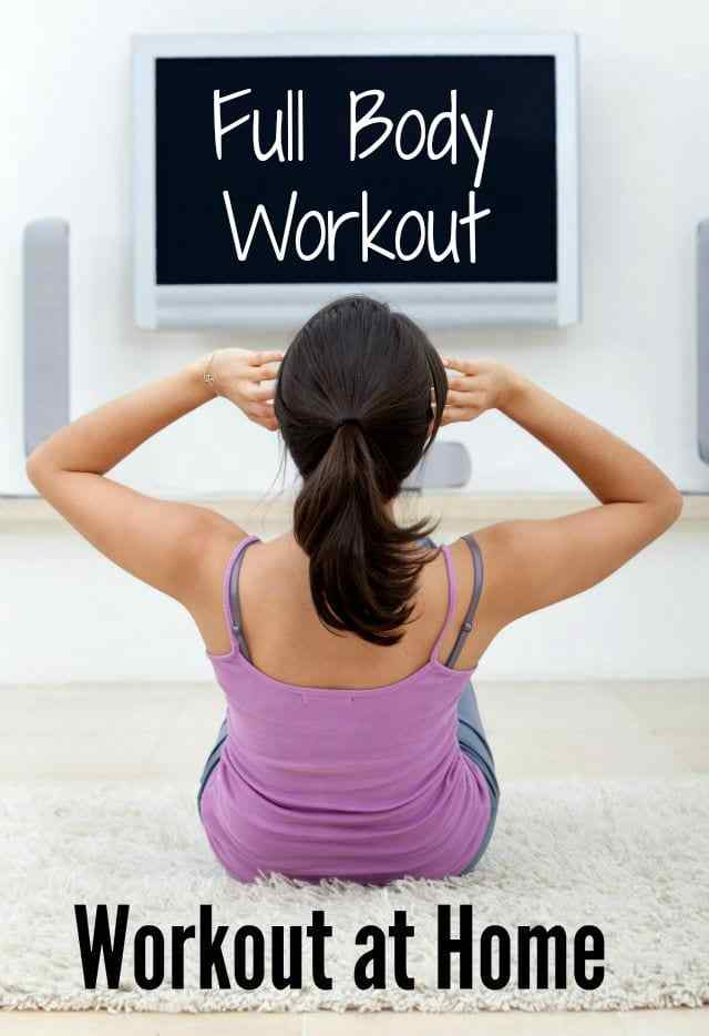 Home Workouts with kids
